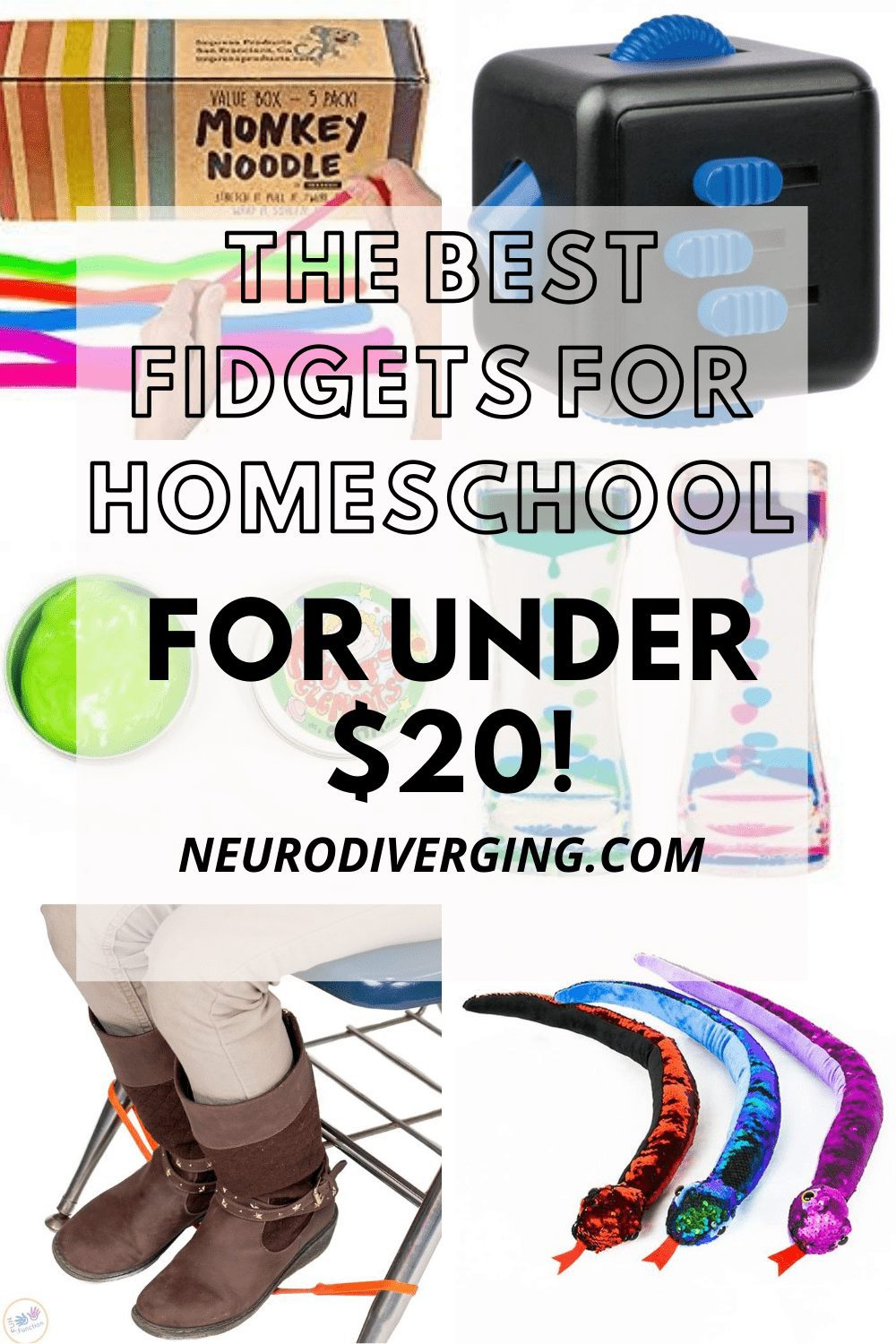 best fidgets for homeschool