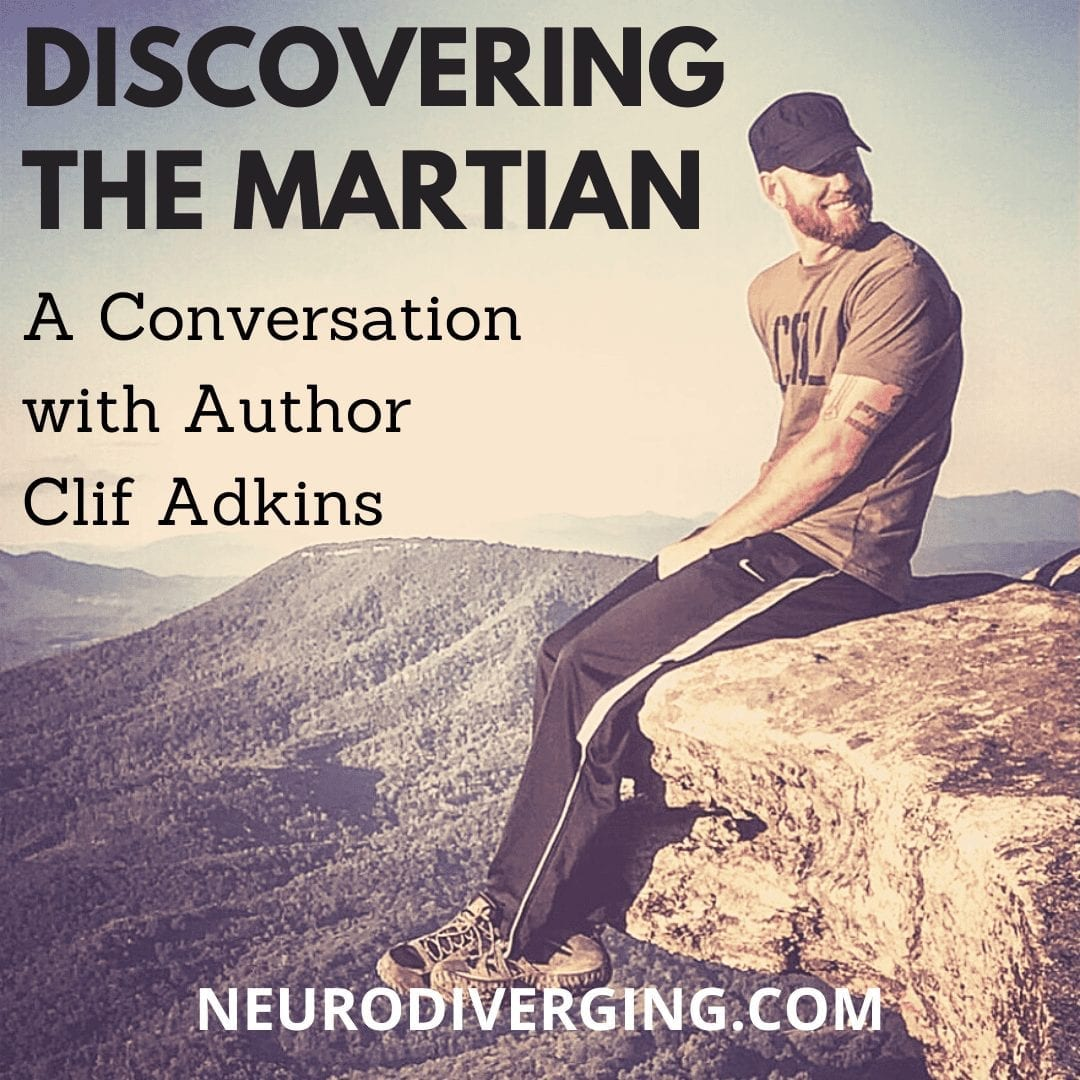 Discovering the Martian: interview with clif adkins